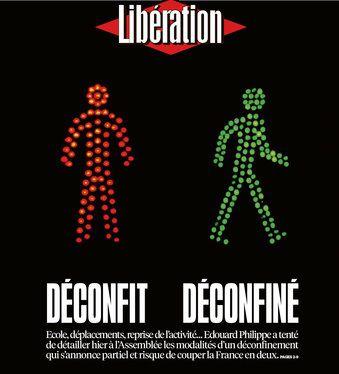 Vivement la Libération... peut-être !  --- (illustration empruntée à Libération)