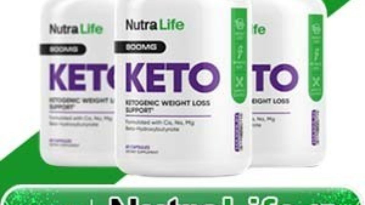 nutra life keto ketogenic weight loss support