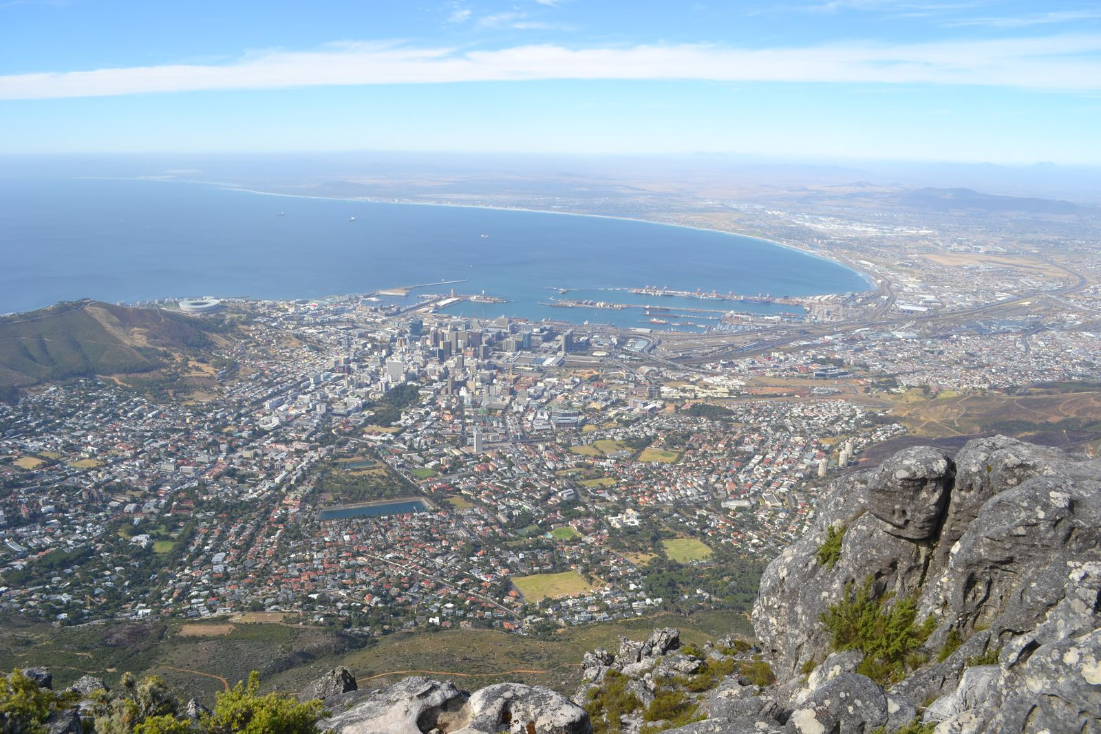Cape Town, balade dans la péninsule en 2017-2019