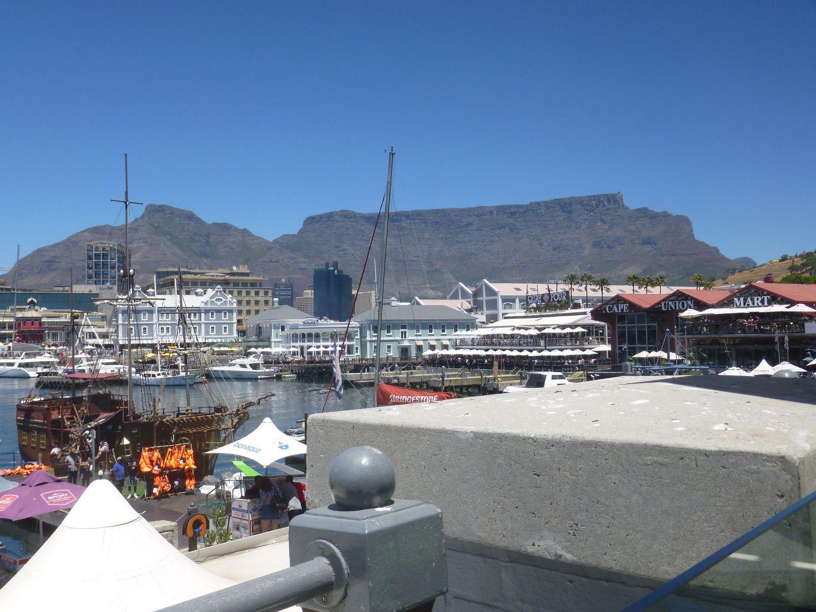 Vues du Cap (Afrique du sud)
