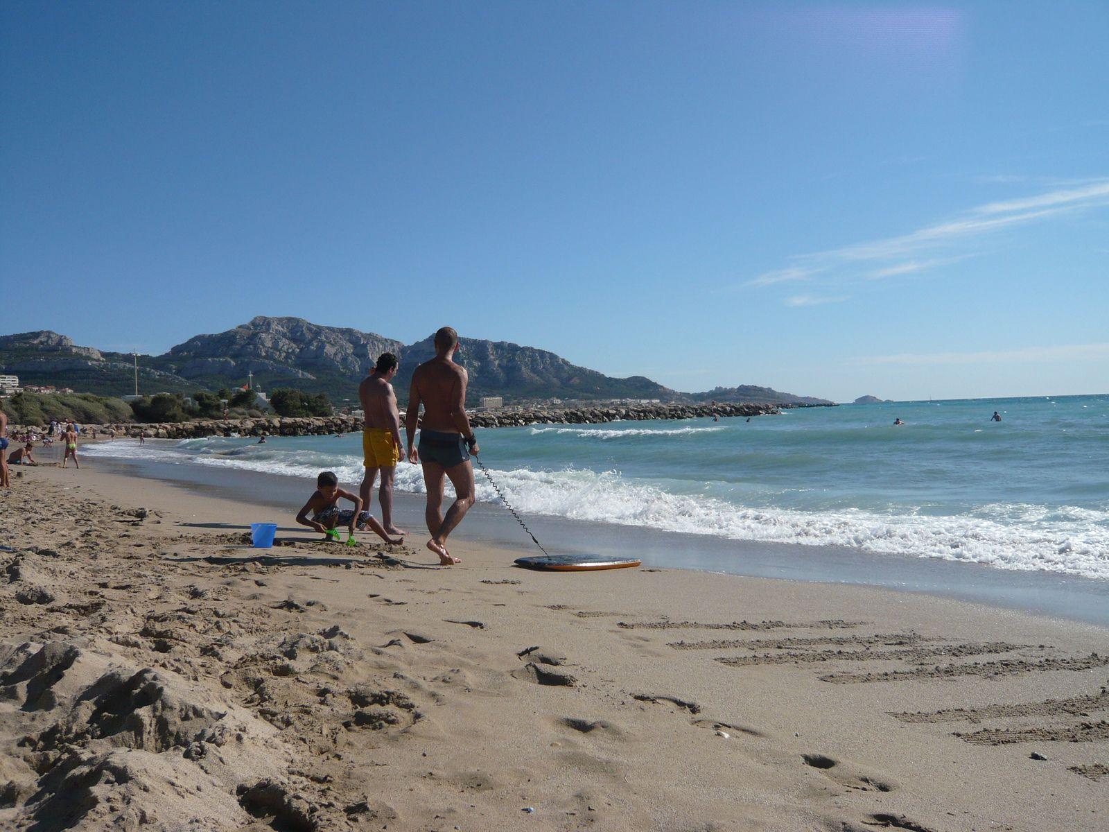 Direction Marseille : quartiers, plages et mer