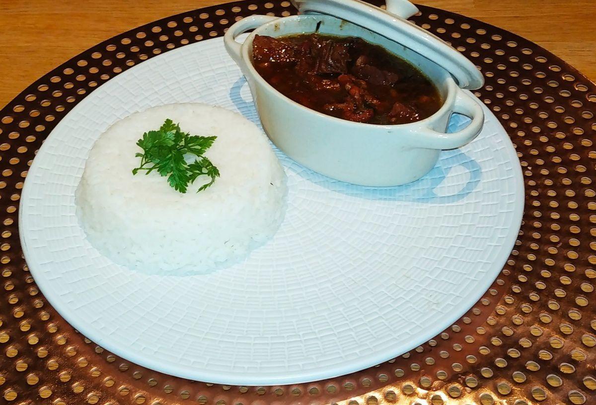 Bœuf à la Guinness (Un Irish Beef stew)