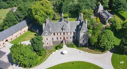 Château de Cerisy-la-Salle (doc. Archives Pontigny-Cerisy)