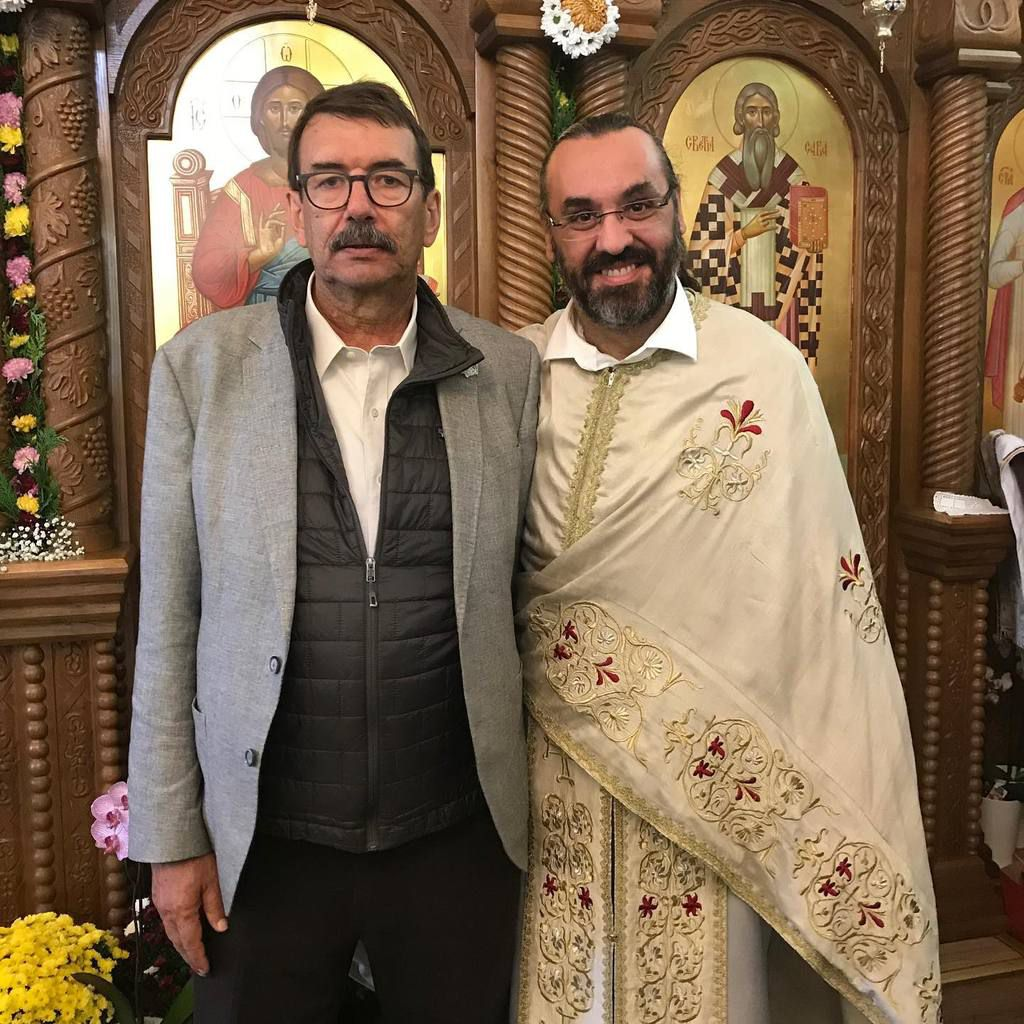 Fête patronale orthodoxe