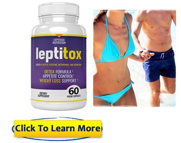 Measurements Of  Weight Loss Leptitox