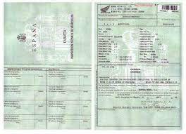 Procédure pour immatriculer un véhicule Espagnol en France