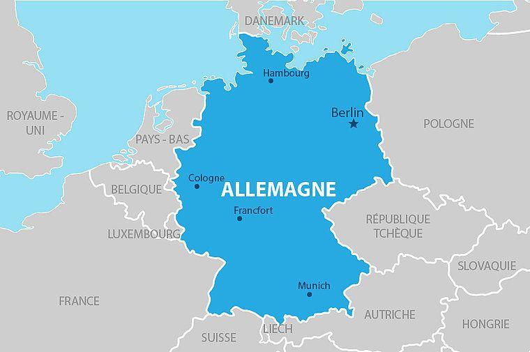Procédure pour immatriculer un véhicule Allemand en France