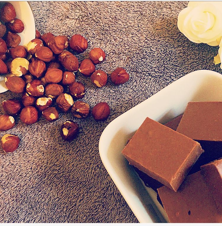 Gianduja au Thermomix