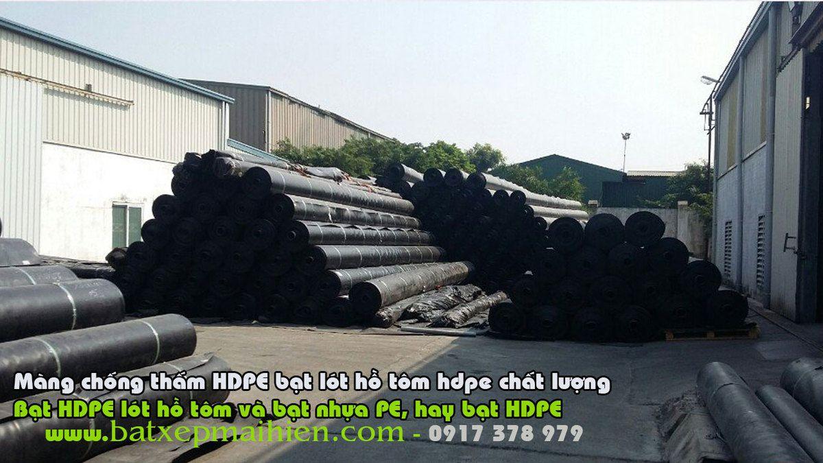 Bạt Lót Hồ Nuôi Tôm Ở Huê, Bán Bạt Nhựa HDPE Màng CHống THấm Lót Hồ Nuôi Tôm Phá Tam Giang Huế