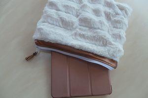 Une pochette de protection pour tablette