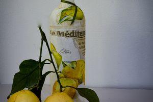 Bottiglia Limoni