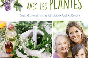 Se soigner avec les plantes, de Sophie Bartczak, chez Terre vivante