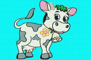 petite vache