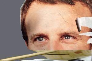 PAC 2018. Nouveau champion de la trahison le gouvernement Macron, rompt les promesses de Macron le candidat!