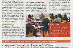 2017 02 Diplome National du Brevet : Ce qui change en Juin