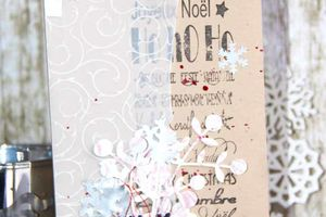 "Ribambelle de Cartes_Lift de ""6alamaison"" sur Made In Scrap"