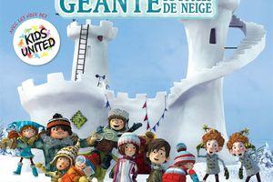 La bataille géante de boules de neige (BANDE ANNONCE VF) avec les voix des KIDS UNITED - Le 21 décembre 2016 au cinéma