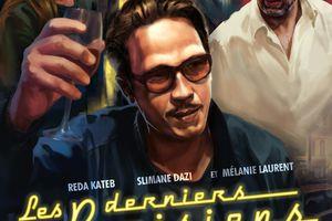 LES DERNIERS PARISIENS (LA BANDE ANNONCE) avec Reda Kateb, Slimane Dazi, Mélanie Laurent - Le 22 février 2017 au cinéma