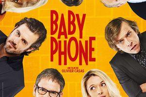 Baby Phone (3 TEASERS) avec Medi Sadoun, Anne Marivin, Pascal Demolon - Le 8 mars 2017 au cinéma