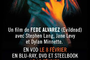 DON'T BREATHE - Le 15 février 2017 en Blu-ray, DVD et Steelbook