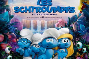Les Schtroumpfs et le village perdu (BANDE ANNONCE VF) Le 5 avril 2017 au cinéma (Smurfs : The Lost Village)