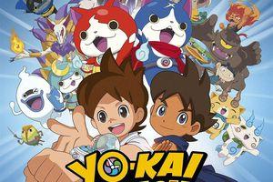 Yo-Kai Watch, le film (BANDE ANNONCE) Le 9 août 2017 au cinéma