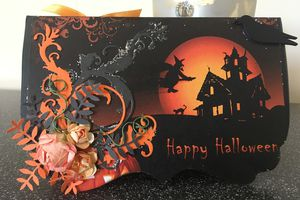 Trick or Treat... une carte d'Halloween