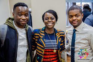 #Instantsvolés#Jeunesse de la diaspora Congolaise: Défis, ambitions et réussites.