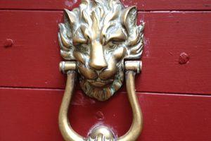 les lions de Billom