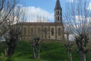 Eglise de Charlas