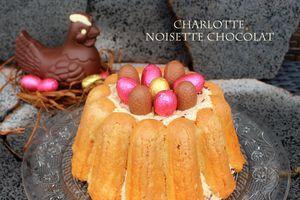 Charlotte Noisette Chocolat