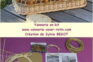 DIY Vannerie en kit