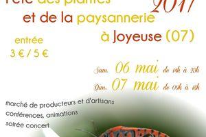 Ethnoplante, initiation à l'éco-vannerie à Joyeuse (07)