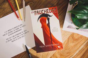 La Faucheuse - Neal SHUSTERMAN