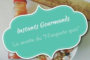 """Instants Gourmands #2 : La recette du """"N'importe quoi"""" (épinards, surimi, blé)"""