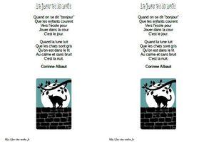 Le jour et la nuit - Corinne Albaut - GS-CP-CE1-CE2