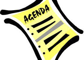 L'Agenda des semaine des 17 et 24  avril 2017