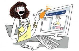 Un compte sur internet, c'est comme un tatouage,...