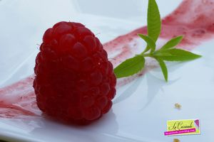 Week-end fruits rouges