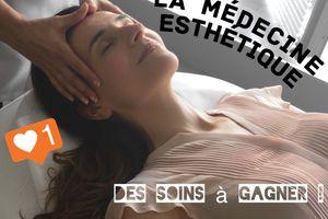 La Médecine Esthétique de la Clinique Pétrarque avec des soins à gagner !