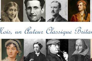 LC : Un Mois, un Auteur Classique Britannique