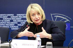 Une députée européenne s'exprime sur la TPD