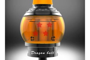 Test - Reconstructible - Dripper - Dragon Ball de chez Fumytech