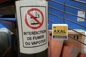 Chez AXAL, près de Colmar, la société a interdit le vapotage des salariés dans ses locaux depuis six mois