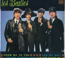 « Please, please me », premier hit des Beatles