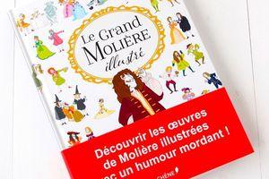 Le Grand Molière Illustré, Caroline Guillot