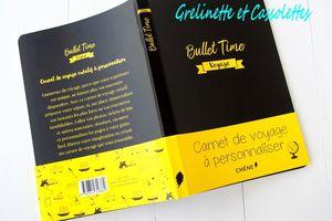 Bullet Time Voyage, Carnet de Voyage