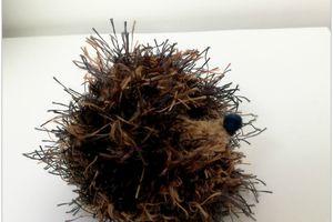 serial crocheteuse & more n° 389 : un hérisson