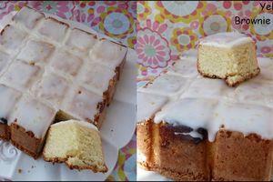 Yellies ou brownie au citron