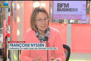 Françoise Nyssen nommée ministre de la Culture et de la Communication